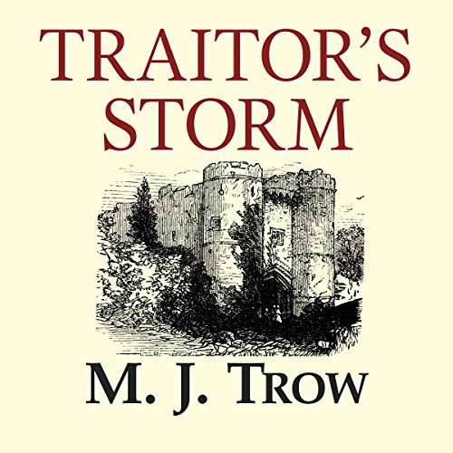 Couverture de Traitor's Storm