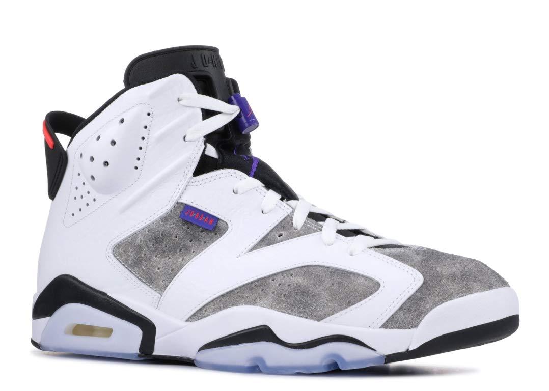 Mens Air Jordan 6 Retro Leather