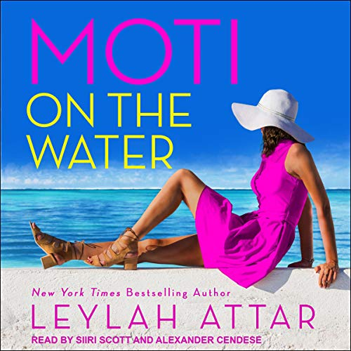 Moti on the Water audiobook cover art