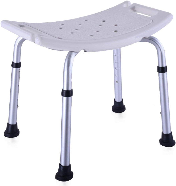 Bad Stuhl Dusche Sitz Bad Mit Winkel Beine Und Rückenlehne Bad Sitz (Farbe   A)