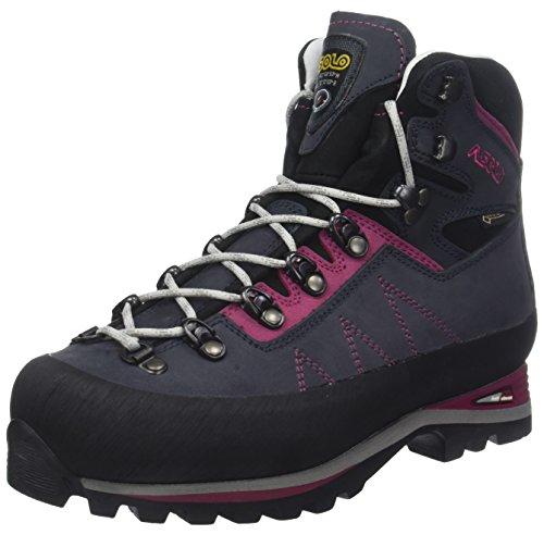 Asolo Damen Lagazuoi Gv Ml Trekking- & Wanderschuhe, Pink (Blue Navy/red Bud A669), 39 1/3 EU