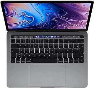 "Apple MacBook Pro Touch Bar 13"" i5 3,1 GHz 16 GB RAM 512 GB SSD Space Grey QWERTY (Reacondicionado)"
