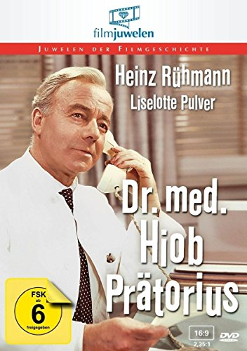 Dr. med. Hiob Prätorius - mit Heinz Rühmann (Filmjuwelen)