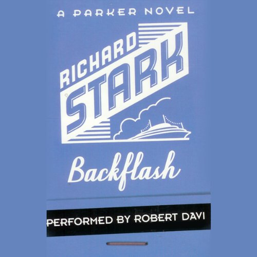 Backflash audiobook cover art