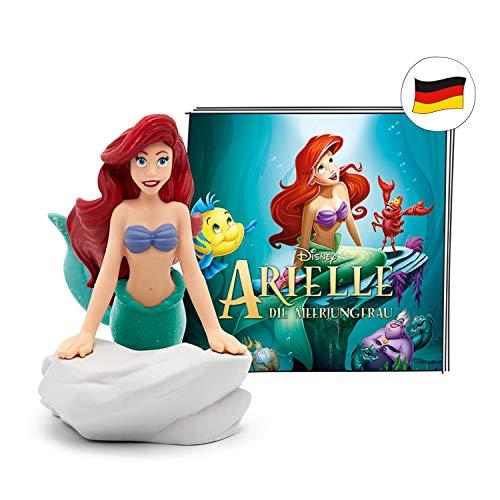 tonies Hörfiguren für Toniebox: Disney Hörspiel Arielle DIE MEERJUNGFRAU Figur - ca 57 Min. Spieldauer - ab 4 Jahre - DEUTSCH