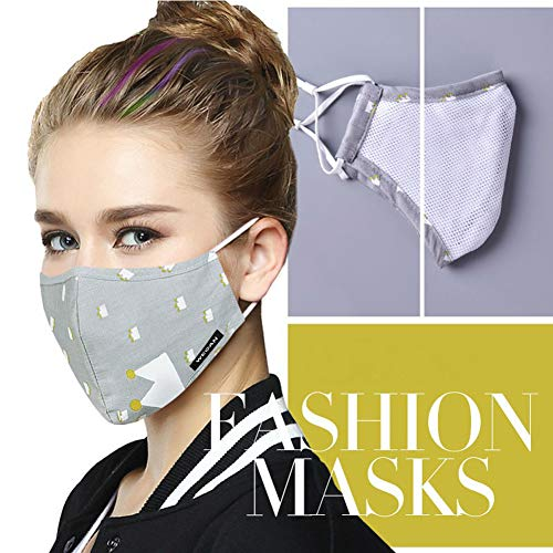 Tvoip Mouth Face Masks