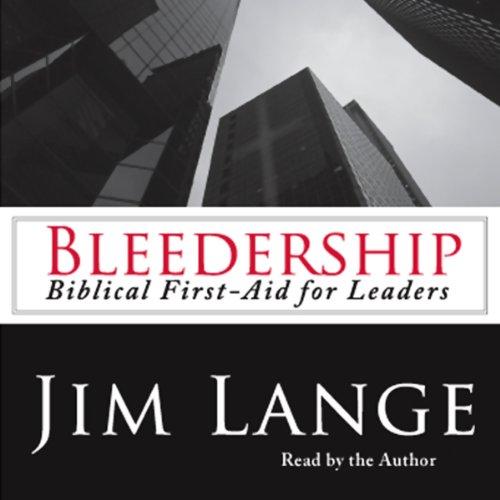 Bleedership audiobook cover art