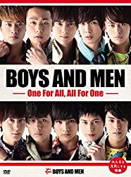【動画】BOYS AND MEN One For All, All For One
