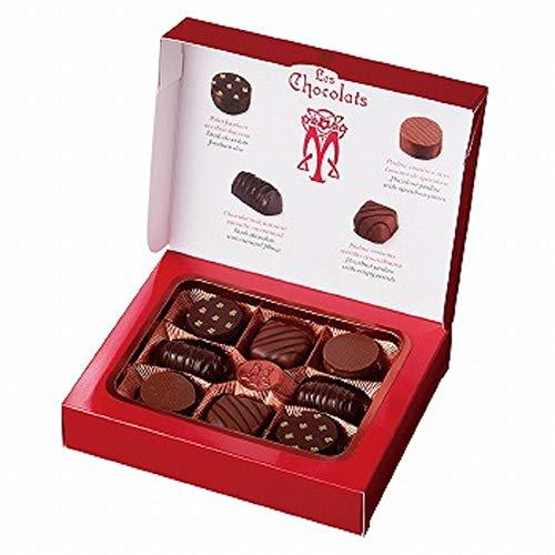 New マキシム・ド・パリ (MAXiM'S DE PARiS) アソートチョコレート 1箱【フランス パリ おみやげ(お土産) 輸入食品 スイーツ】