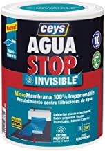 Ceys Aguastop Invisible - Micromembrana transparente, 100% Impermeable