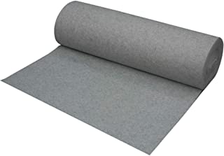 YANZHEN Hallway Runner Rugs Corridor Carpet Disposable Cutable Not Slipping Thickness 2.5mm, Gray, Custom Size (Color : A,...