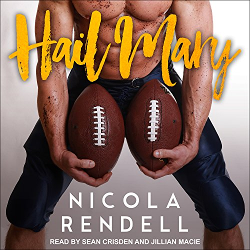 Hail Mary                   De :                                                                                                                                 Nicola Rendell                               Lu par :                                                                                                                                 Sean Crisden,                                                                                        Jillian Macie                      Durée : 10 h et 48 min     Pas de notations     Global 0,0