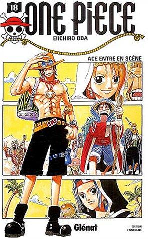 One piece - Tome 18: Ace entre en scène