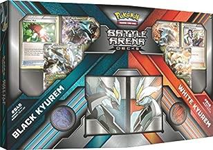Pokemon TCG: Battle Arena Decks Kyurem Vs White Kyurem Deck, Black
