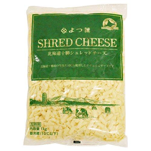 よつ葉乳業『シュレッドチーズ』