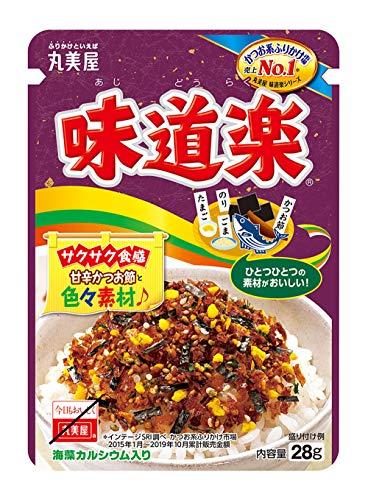 丸美屋 味道楽 ニューパック 28g×10袋