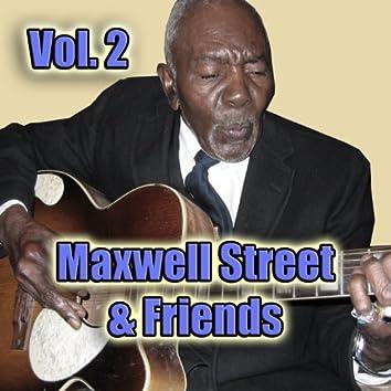Maxwell Street & Friends, Vol. 2
