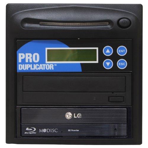Produplicator 1 to 1 Blu-ray BD BDXL M-Disc CD DVD Duplicator - Standalone Copier Duplication Tower