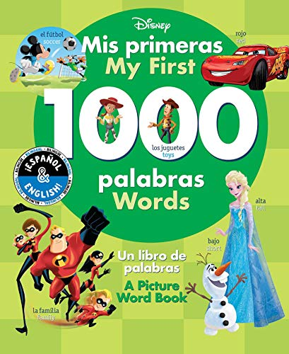 My First 1000 Words / MIS Primeras 1000 Palabras (English-Spanish) (Disney): A Picture Word Book / Un Libro de Palabras: 22