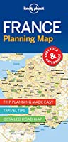 Lonely Planet France Planning Map 1 (Planning Maps)