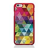 Call Candy galicismo cartabones para Apple iPhone 6/6S - rojo