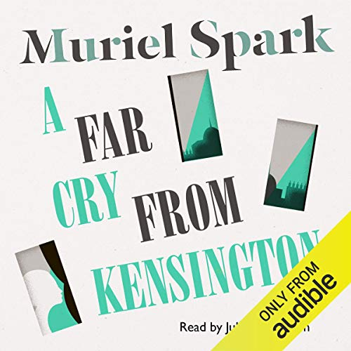 A Far Cry from Kensington audiobook cover art