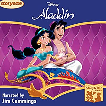 Aladdin Storyette