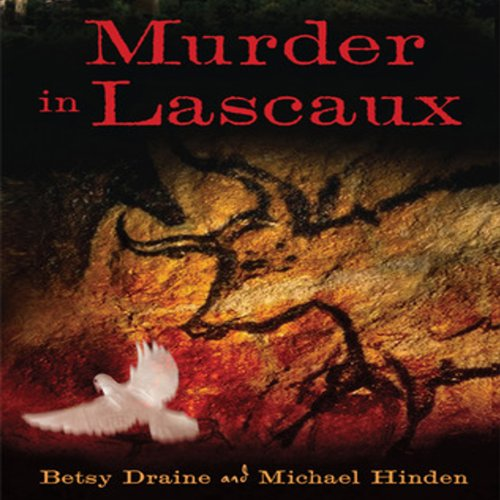 Murder in Lascaux audiobook cover art