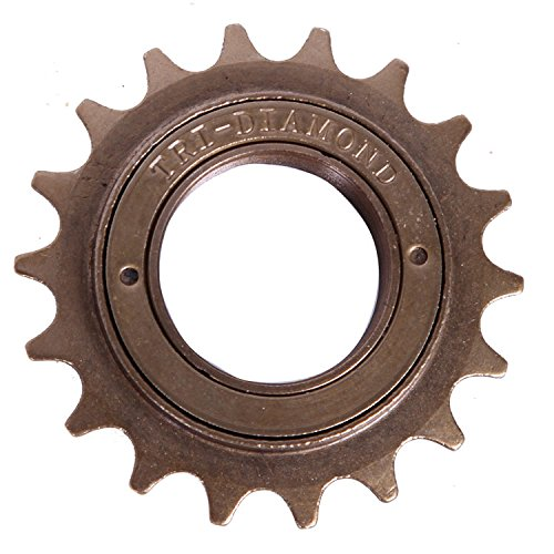 Diamond Single Speed Bicycle Freewheel 14t/16t/18t/20t, Bicycle Freewheel