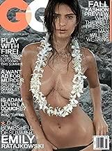 GQ Magazine (July, 2014) Emily Ratajkowski Cover