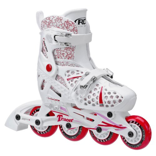 Roller Derby Girls Tracer Adjustable Inline Skates
