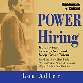 Power Hiring cover art
