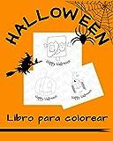 HALLOWEEN: Libro para colorear