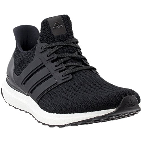 adidas Men's Ultraboost Road Running Shoe, Core Black/Core Black/Core Black, 7.5 M US