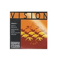 Vision ヴィジョン バイオリン弦 D線 シルバー巻 VI03 1/8