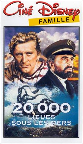 20000 Lieues sous les mers (20,000 Leagues Under the Sea) [VHS]