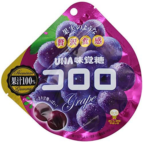 UHA味覚糖コロログレープ48g×6袋