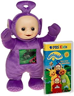 Tinky Winky Teletubbies Talking Plush: with, or without VHS
