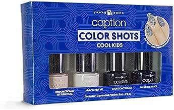 Young Nails Caption Color Shots, Cool Kids