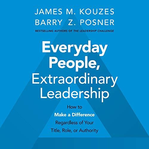 Everyday People, Extraordinary Leadership cover art