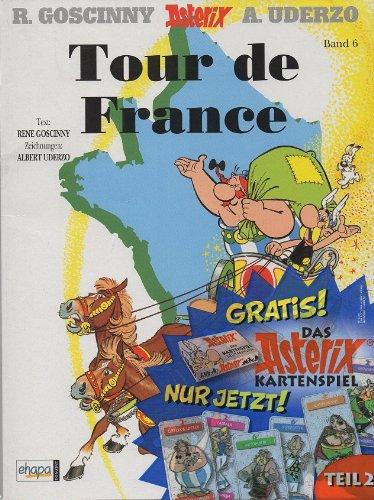 Asterix - Tour de France - Band Nr. 6 - Mit dem Extra