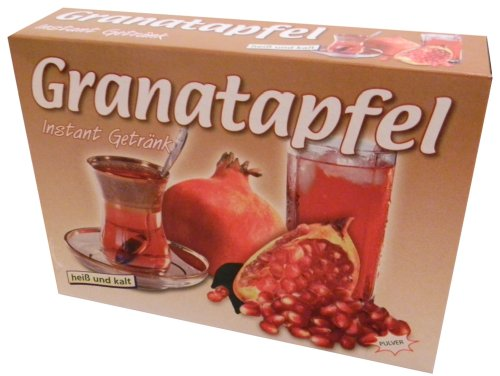 Ottoman Türkischer Apfeltee Granatapfel 250 g - Instant Teegetränk
