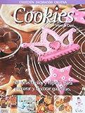 Cute ediciones srl M130115 - Libro reposteria cookies squires (Coleccion Decoracion Creativa)