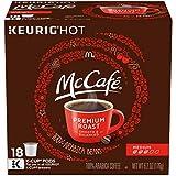 McCafe Premium Roast Keurig K Cup Coffee Pods (18 Count)