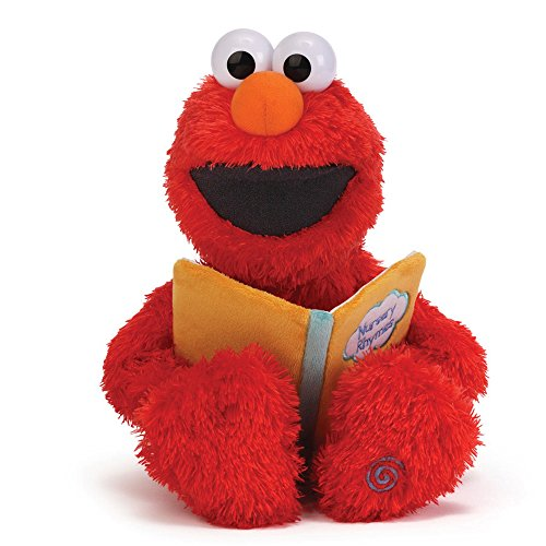 Sesame Street Nursery Rhyme Elmo 15' Plush