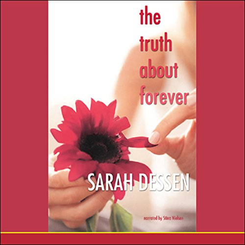 The Truth About Forever audiobook cover art