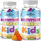 Best Gummy Multivitamin For Kids - (2-Pack) Daily Gummy Multivitamin for Kids, Immune Review