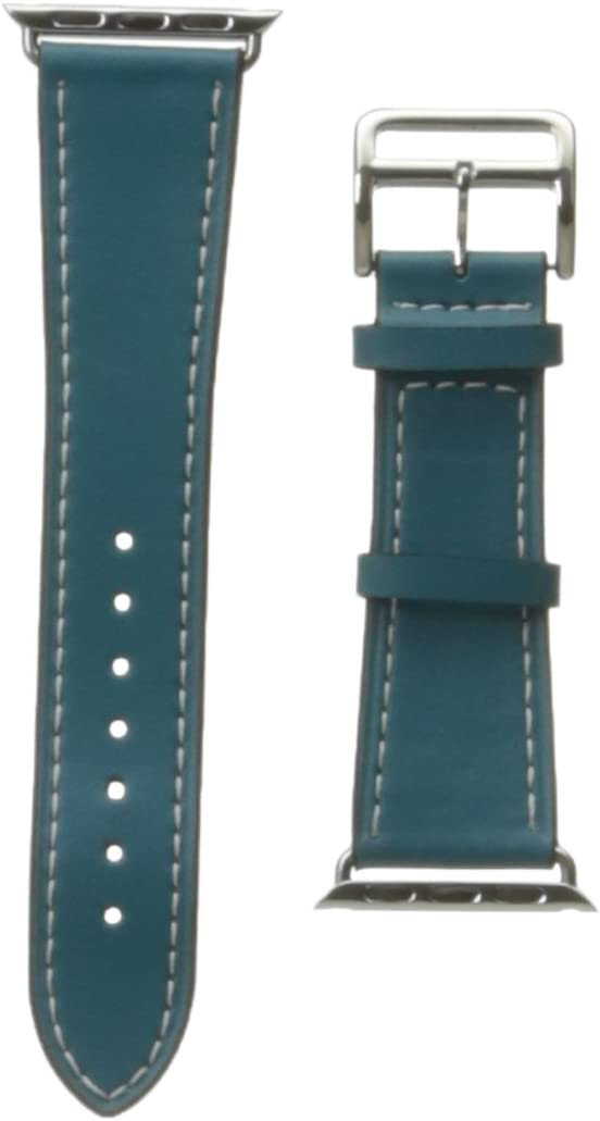 iPM Luxury Arlington Mall Genuine Leather Watch Replacement 38mm Portland Mall - Strap Band