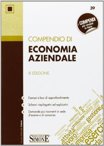 Compendio di economia aziendale