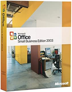 office small business 2003